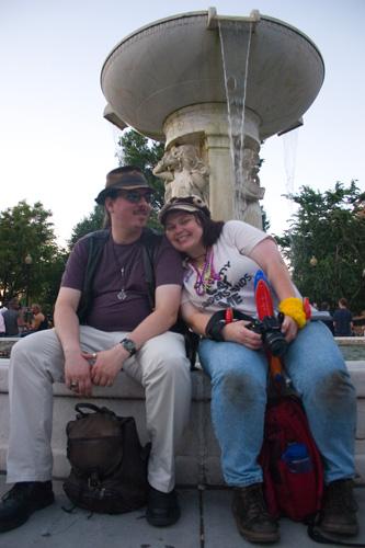 Kier and Stephanie
