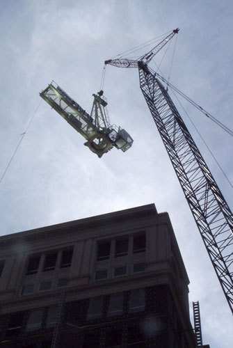Crane Deconstruction