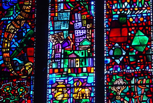 National Cathedral Stained Window