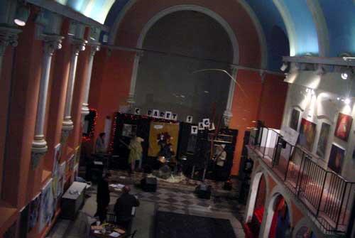 Concert Hall 2 at Artomatic