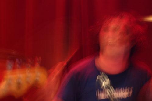 Ben Hooker's Ghost