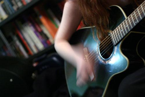 Shannon's Guitar