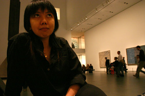 Indri at MOMA