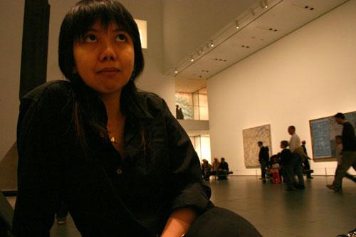 Indri at MOMA
