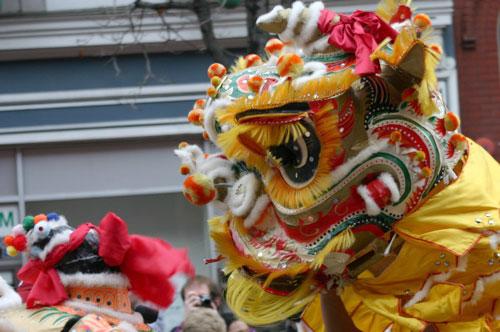 Chinese New Years Parade