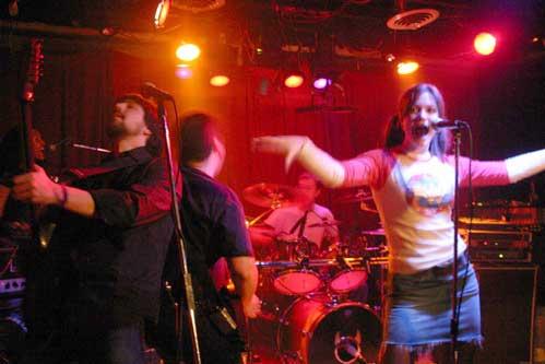 Full Minute of Mercury at the Velvet Lounge
