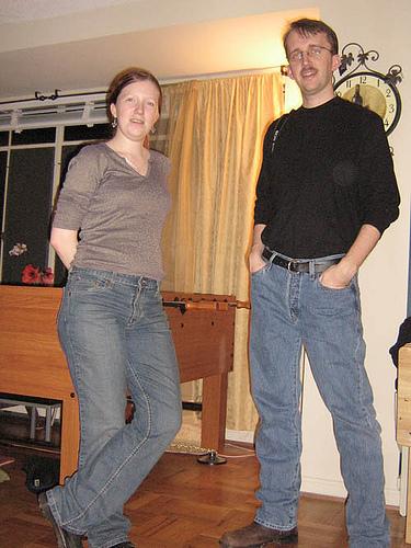 Doug and Nguyet's Housewarming